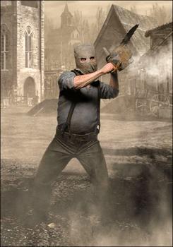 Mr. Chainsaw Man!